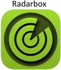 Radarbox logo