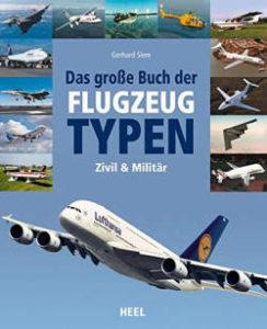 Das Große Buch der Flugzeugtypen